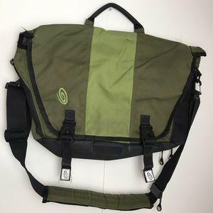 Timbuk2 Canvas Brief Case Computer Bag